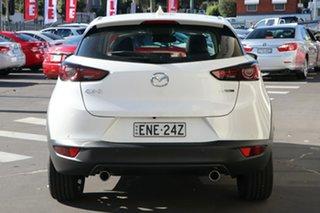 2020 Mazda CX-3 DK2W7A Akari SKYACTIV-Drive FWD Snowflake White Pearl 6 Speed Sports Automatic Wagon