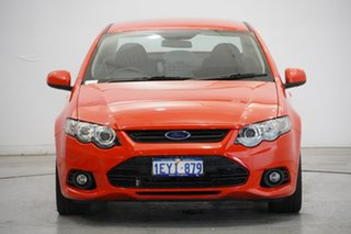 2014 Ford Falcon FG MkII XR6 Red 6 Speed Sports Automatic Sedan.