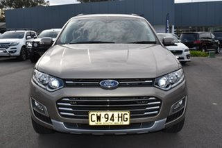 2015 Ford Territory SZ MkII Titanium Seq Sport Shift Gold 6 Speed Sports Automatic Wagon