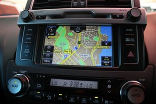 2017 Toyota Landcruiser Prado GDJ150R GXL Liquid Bronze 6 Speed Sports Automatic Wagon