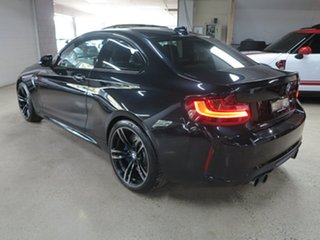 2016 BMW M2 F87 D-CT Black 7 Speed Sports Automatic Dual Clutch Coupe