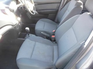 2011 Holden Barina Silver 5 Speed Automatic Hatchback