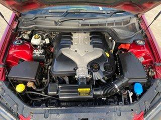 2006 Holden Berlina VE Red 4 Speed Automatic Sedan