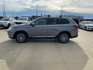 2017 Mitsubishi Outlander ZK MY17 Exceed 4WD Grey 6 Speed Sports Automatic Wagon