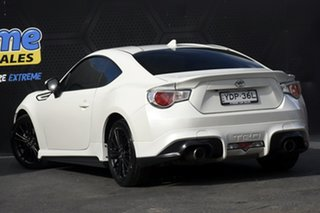 2015 Toyota 86 ZN6 Blackline Edition Pearl White 6 Speed Manual Coupe