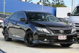 2017 Toyota Aurion GSV50R Sportivo Black 6 Speed Sports Automatic Sedan.