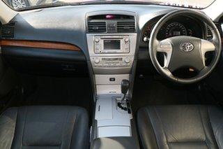 2009 Toyota Aurion GSV40R MY10 Prodigy Barcelona Red 6 Speed Sports Automatic Sedan