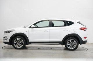 2018 Hyundai Tucson TL MY18 Active X 2WD White 6 Speed Sports Automatic Wagon.
