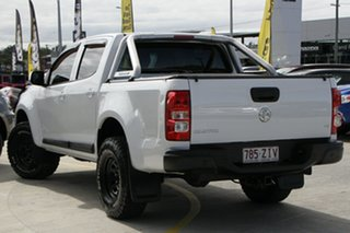 2019 Holden Colorado RG MY20 LS Pickup Crew Cab White 6 Speed Sports Automatic Utility.
