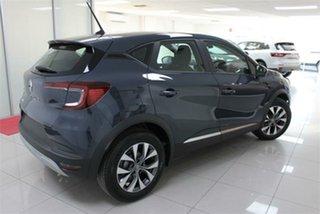 2021 Renault Captur JB Zen Smokey Blue 7 Speed Sports Automatic Dual Clutch Hatchback.