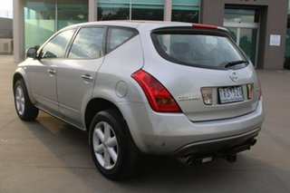 2005 Nissan Murano Z50 ST Silver Continuous Variable Wagon