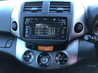 2010 Toyota RAV4 ACA38R MY09 Cruiser 4x2 Graphite 4 Speed Automatic Wagon