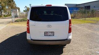 2014 Hyundai iMAX TQ MY13 White 5 Speed Automatic Wagon