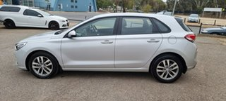 2017 Hyundai i30 PD MY18 Active Silver 6 Speed Sports Automatic Hatchback