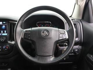 2016 Holden Colorado RG MY17 LTZ (4x4) Grey 6 Speed Manual Crew Cab Pickup