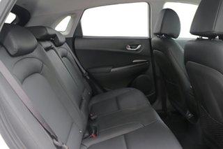 2021 Hyundai Kona Os.v4 MY21 Elite 2WD Atlas White 8 Speed Automatic Wagon