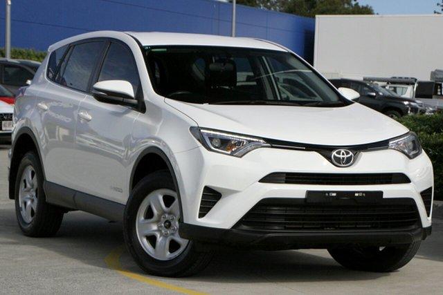 Used Toyota RAV4 ALA49R GX AWD Aspley, 2016 Toyota RAV4 ALA49R GX AWD White 6 Speed Sports Automatic Wagon