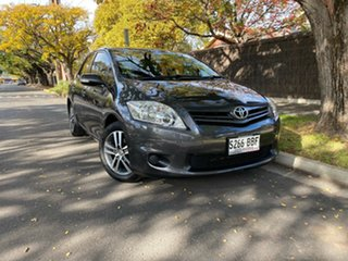 2009 Toyota Corolla ZRE152R Ascent Graphite 6 Speed Manual Hatchback.