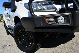2017 Holden Trailblazer RG MY18 Z71 White 6 Speed Sports Automatic Wagon.