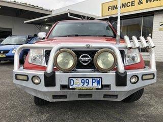 2010 Nissan Navara D40 ST-X 40th Anniversary Quartz 6 Speed Manual Utility