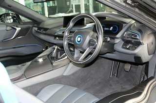 2015 BMW i8 I12 AWD Grey 6 Speed Automatic Coupe Hybrid.
