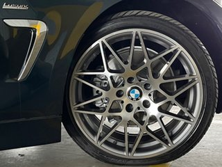 2016 BMW 4 Series F36 428i Gran Coupe Luxury Line Black 8 Speed Sports Automatic Hatchback