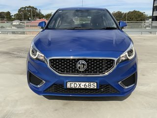 2019 MG MG3 SZP1 MY18 Excite Blue 4 Speed Automatic Hatchback.
