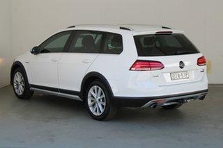 2017 Volkswagen Golf 7.5 MY18 Alltrack DSG 4MOTION 132TSI White 6 Speed Sports Automatic Dual Clutch.