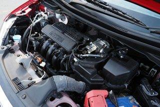 2016 Honda Jazz GF MY17 VTi-S Red 1 Speed Constant Variable Hatchback