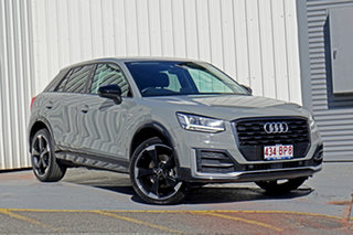 2016 Audi Q2 GA MY17 Edition #1 S Tronic Grey 7 Speed Sports Automatic Dual Clutch Wagon.