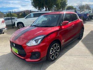 2018 Suzuki Swift MY18 Sport Red 6 Speed Manual Hatchback.