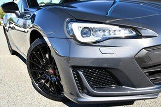 2020 Subaru BRZ Z1 MY20 TS Magnetite Grey 6 Speed Sports Automatic Coupe.