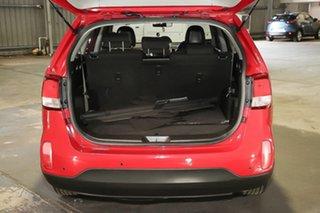 2013 Kia Sorento XM MY14 Si 4WD Red 6 Speed Sports Automatic Wagon
