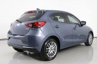 2019 Mazda 2 DJ G15 Evolve Grey 6 Speed Automatic Hatchback
