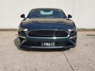 2019 Ford Mustang FN 2019MY BULLITT Green 6 Speed Manual Fastback.