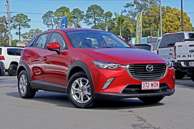 Used Mazda CX-3 DK2W7A Maxx SKYACTIV-Drive Chandler, 2016 Mazda CX-3 DK2W7A Maxx SKYACTIV-Drive Red 6 Speed Sports Automatic Wagon