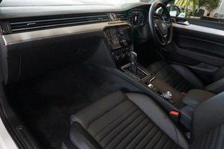 2017 Volkswagen Passat 3C (B8) MY18 Alltrack DSG 4MOTION Wolfsburg Edition White 6 Speed