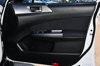 2011 Subaru Forester S3 MY11 XS AWD White 4 Speed Sports Automatic Wagon