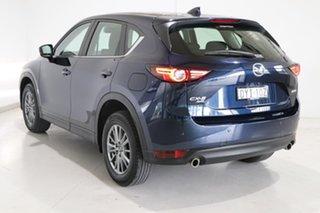 2018 Mazda CX-5 KF4WLA Maxx SKYACTIV-Drive i-ACTIV AWD Sport Blue 6 Speed Sports Automatic Wagon.