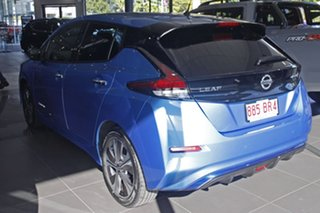 2020 Nissan Leaf ZE1 e+ Vivid Blue 1 Speed Reduction Gear Hatchback.