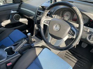 2008 Holden Commodore VE MY09.5 SS Blue 6 Speed Manual Utility