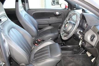 2019 Abarth 595 Series 4 Competizione Dualogic Grey 5 Speed Sports Automatic Single Clutch Hatchback