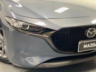 2019 Mazda 3 BP2H7A G20 SKYACTIV-Drive Pure Grey 6 Speed Sports Automatic Hatchback.
