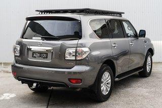 2019 Nissan Patrol Y62 Series 4 TI-L Grey 7 Speed Sports Automatic Wagon.