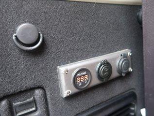 2015 Nissan Patrol Y61 GU 9 ST Silver 5 Speed Manual Wagon