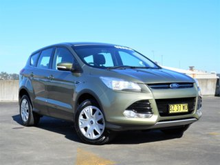 2013 Ford Kuga TF Ambiente 2WD Gold 6 Speed Manual Wagon.