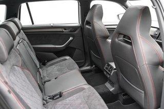 2020 Skoda Kodiaq NS MY21 RS DSG White 7 Speed Sports Automatic Dual Clutch Wagon