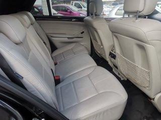 2008 Mercedes-Benz M-Class W164 MY08 ML350 Black/Grey 7 Speed Sports Automatic Wagon