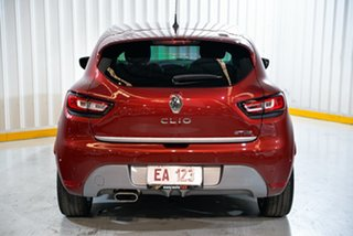 2017 Renault Clio IV B98 Phase 2 GT-Line EDC Red 6 Speed Sports Automatic Dual Clutch Hatchback