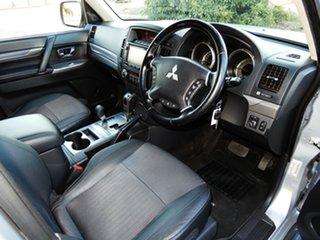 2012 Mitsubishi Pajero NW MY13 VR-X Silver 5 Speed Sports Automatic Wagon